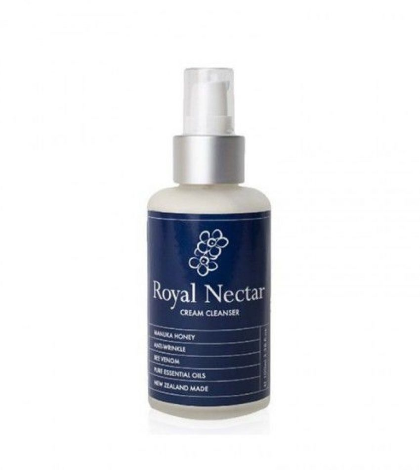 Royal Nectar皇家花蜜 蜂毒洁面乳 cream cleanser 100毫升