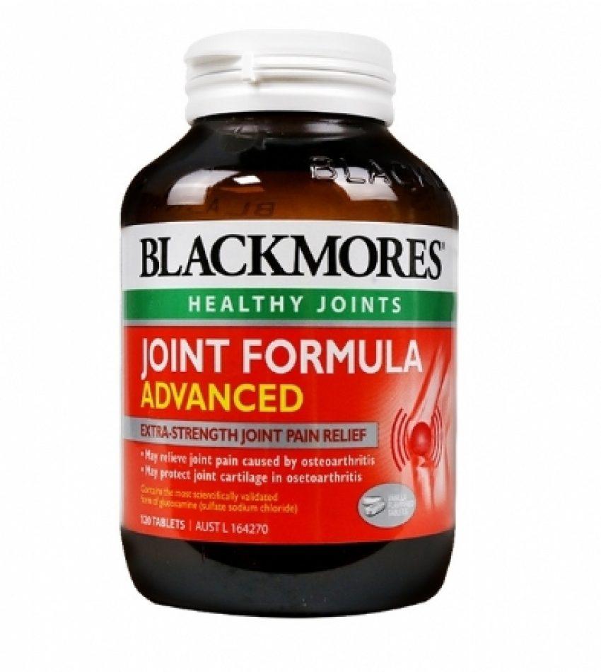 Blackmores澳佳宝 加强版维骨力关节灵 氨糖软骨素氨基葡萄糖, joint formula advanced, 60粒 / 120粒 2种可选