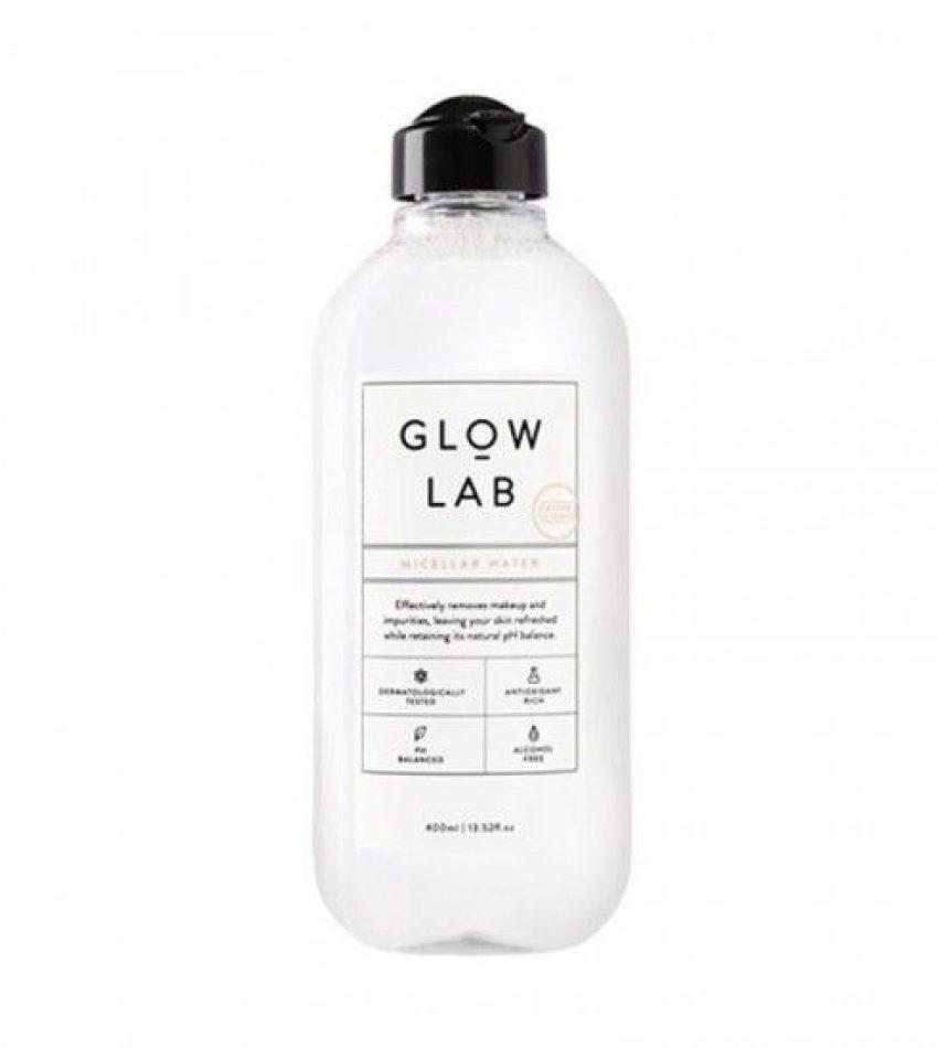 GLOW LAB 多功能保湿爽肤卸妆水 400ml glow lab micellar water 400ml