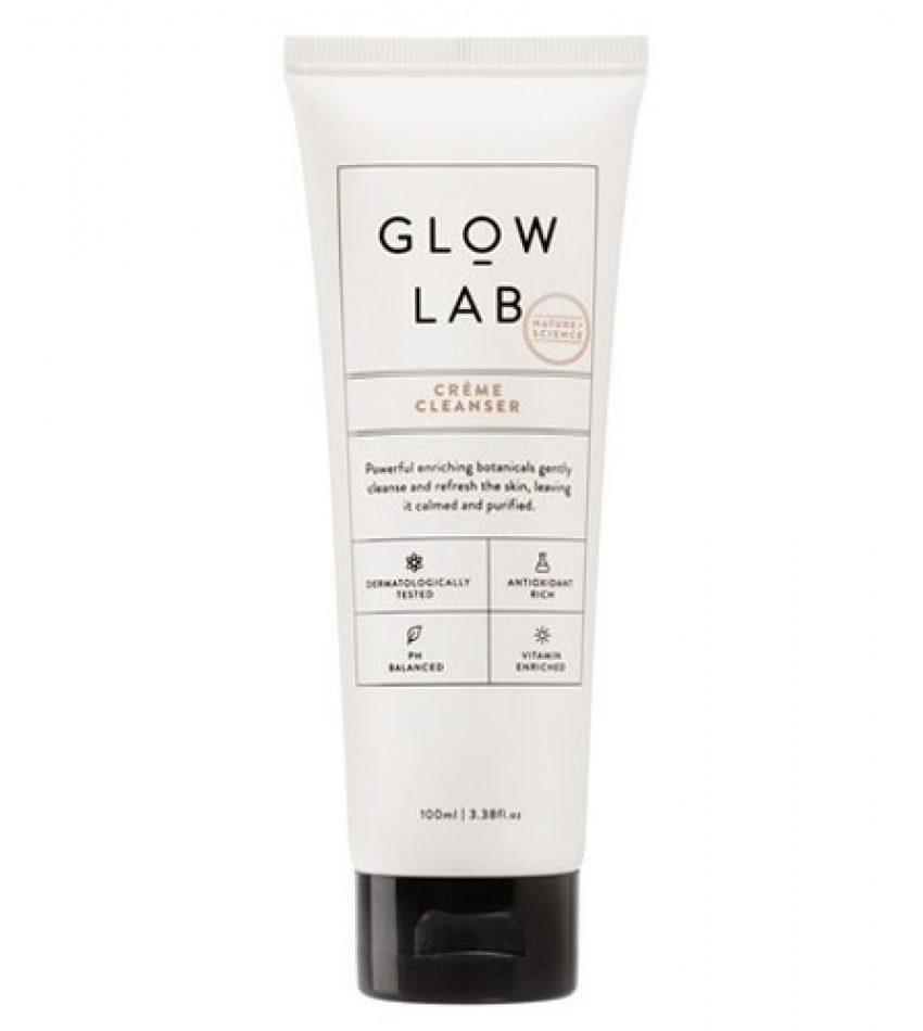 GLOW LAB 高效温和洁面乳100ml glow lab creme cleanser 100m