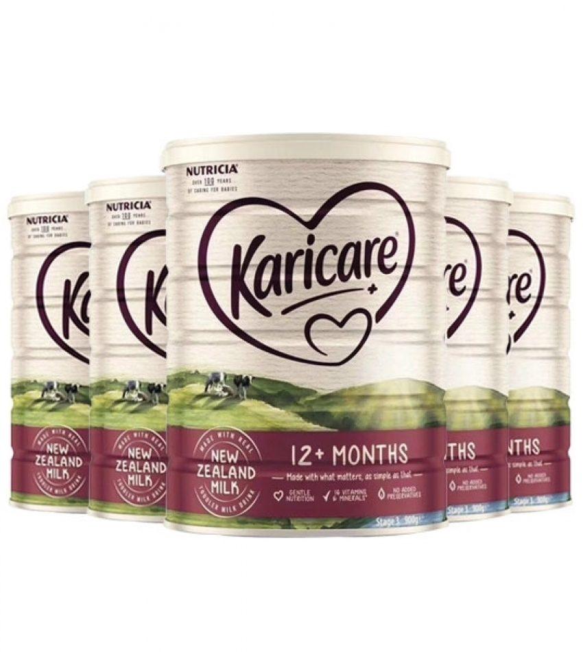 【包邮】Karicare可瑞康普通装3段奶粉*3罐(23年2月到期)