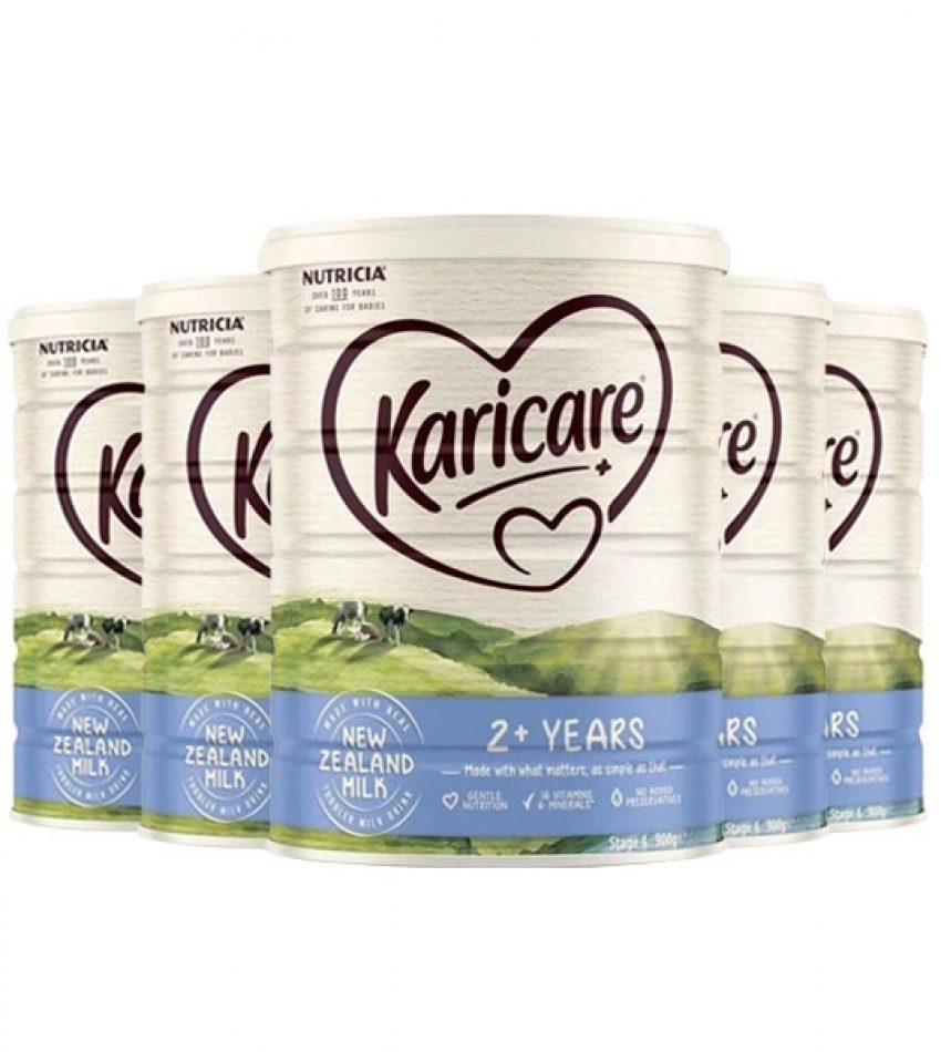 【包邮】Karicare可瑞康普通装4段奶粉*3罐(23年2月到期)