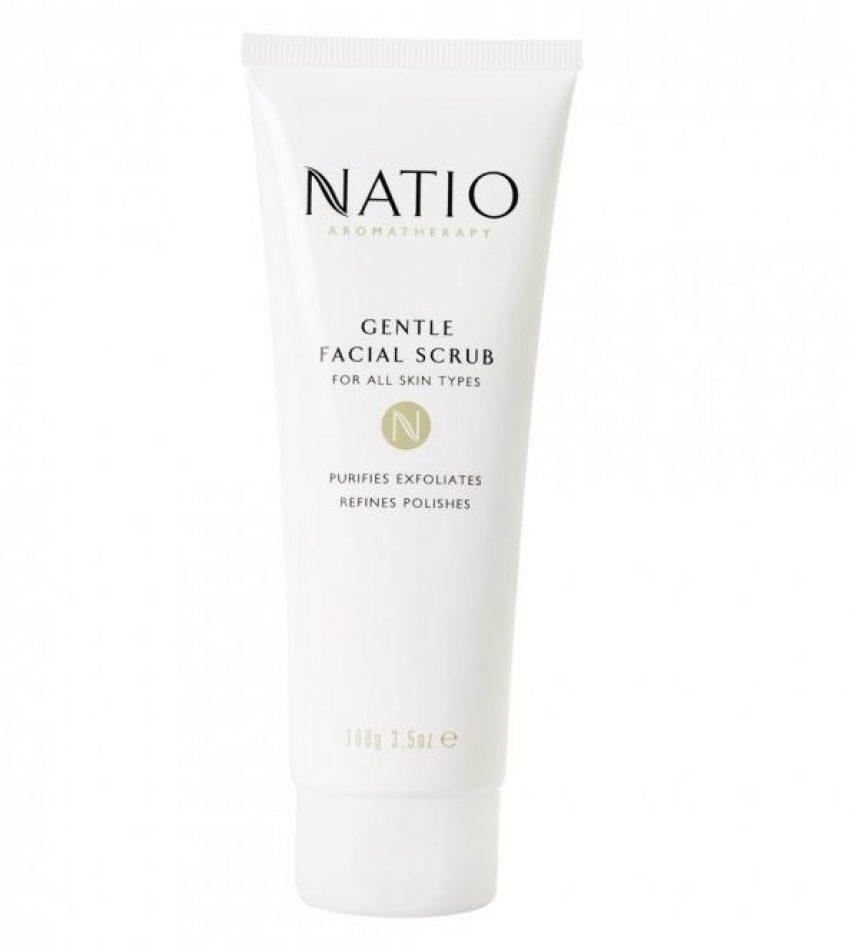 Natio娜迪奥 (香薰疗法系列) 柔和面部磨砂膏 gentle facial scrub 100g【开封后12个月内使用】
