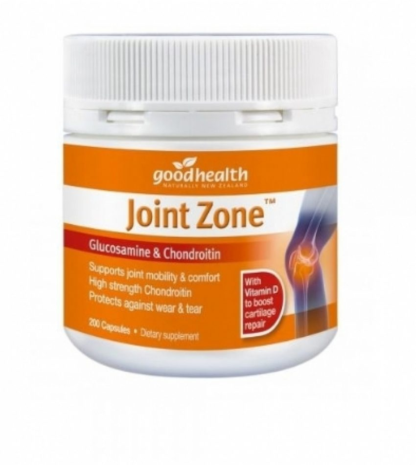 Good Health好健康 关节灵关节保养胶囊200粒 Good Health Joint Zone+VD 200c