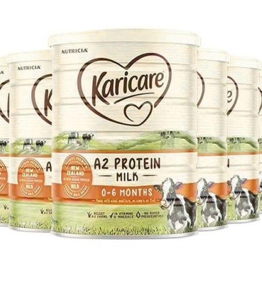 (包邮)Karicare a2可瑞康A2蛋白牛奶粉1段3罐(22年7月到期)