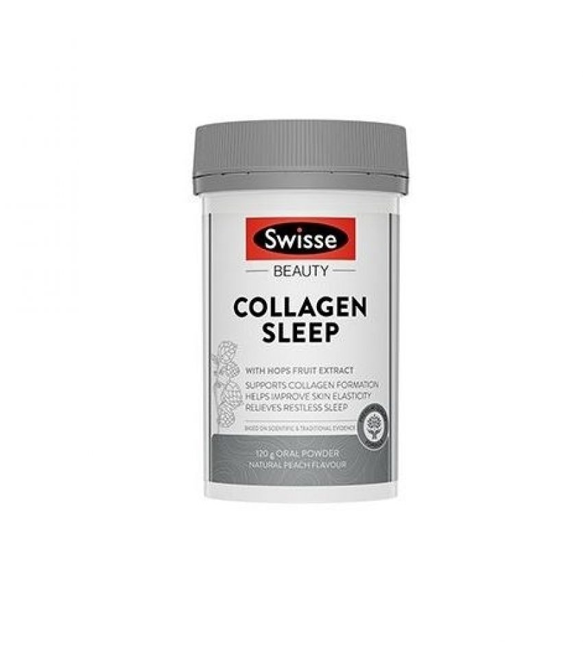 Swisse Beauty Collagen Sleep 晚安胶原蛋白肽粉 120g