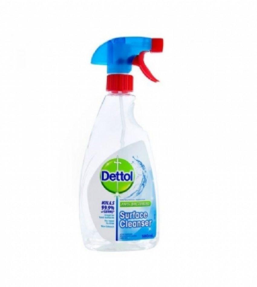 Dettol Surface Cleanser 500ml 滴露 除菌清洁喷雾 500ml