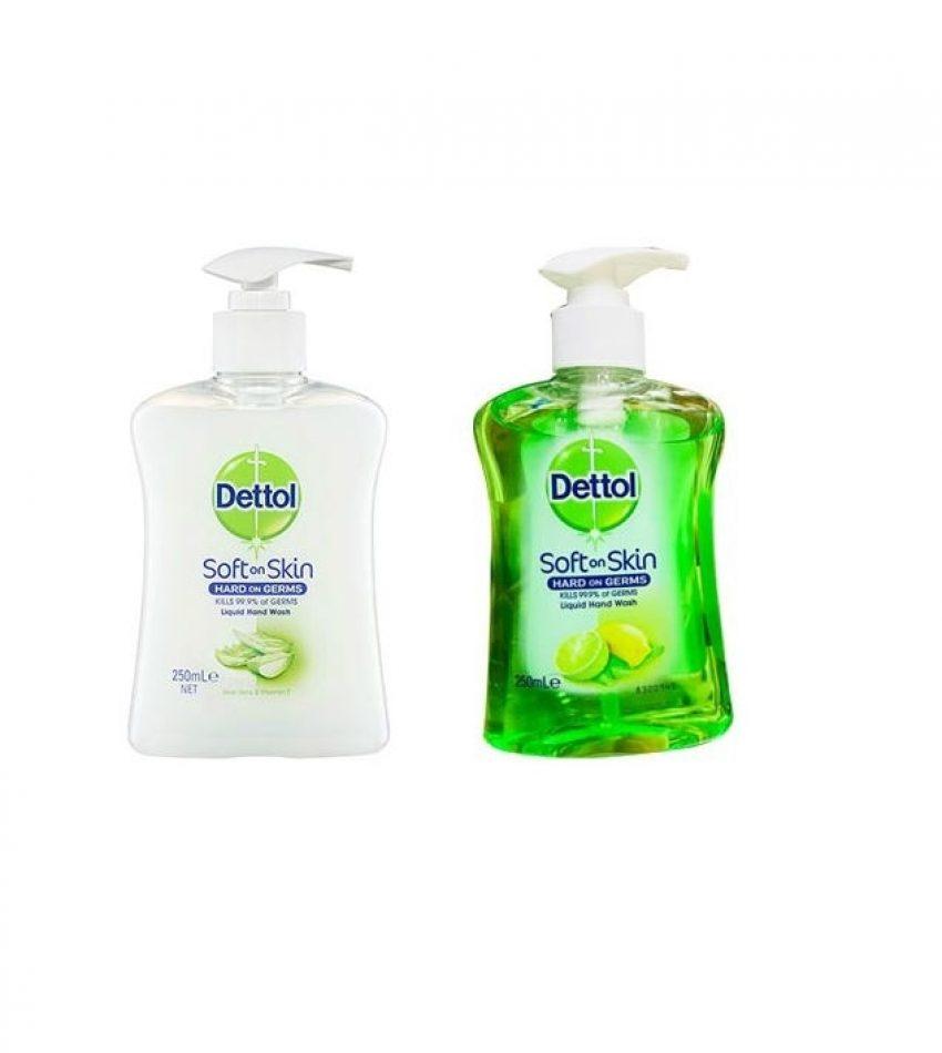 Dettol 滴露抑菌99.99%消毒杀菌洗手液250ml 随机发货 Dettol hand wash 250ml