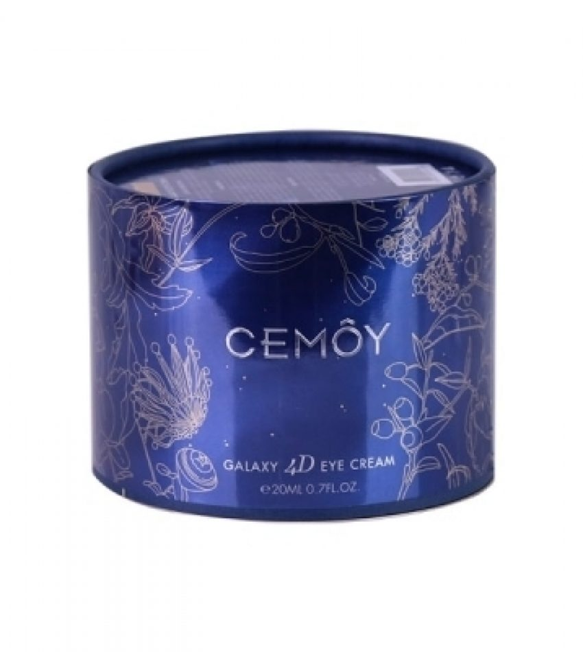 Cemoy galaxy 4D eye cream 4D反重力飞碟眼霜 20ml