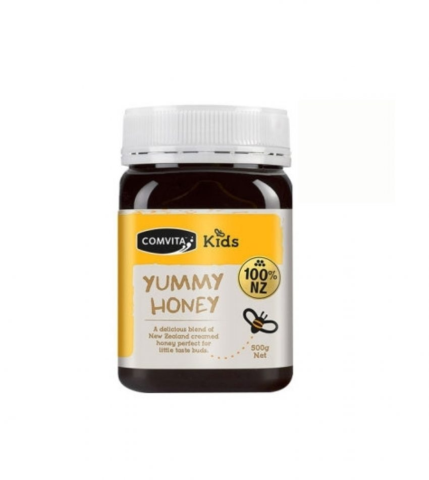 comvita Kids yummy honey 500g 康维他 儿童蜂蜜 500g(24年底到期)