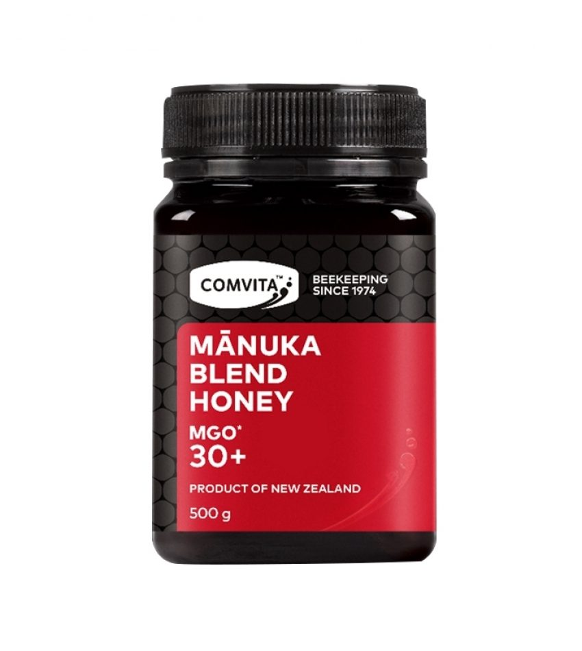 Comvita Manuka Honey Blend MGO30+ 500g 康维他混合蜜 MGO30+ 500g (2023年中到期)