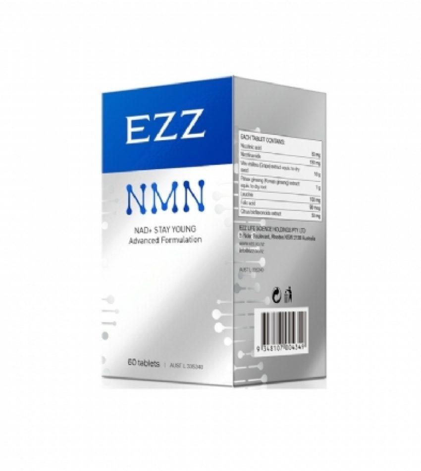 EZZ NMN 基因能量片60片