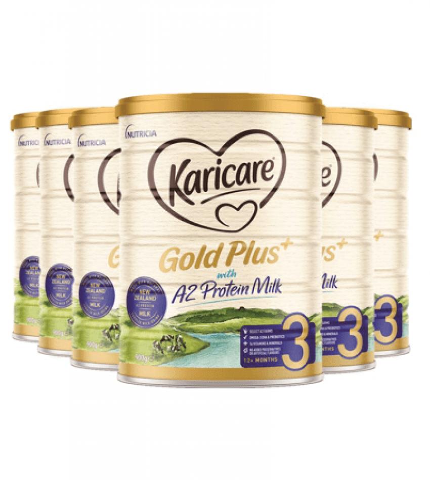 (包邮) Karicare a2可瑞康A2蛋白牛奶粉3段3罐(22年7月到期)