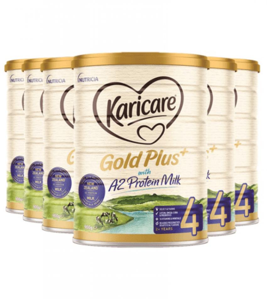 (包邮) Karicare a2可瑞康A2蛋白牛奶粉4段3罐(22年7月到期)