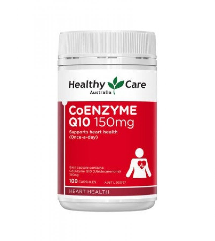 Healthy Care 辅酶Q10 CoEnzyme Q10 150mg 100粒