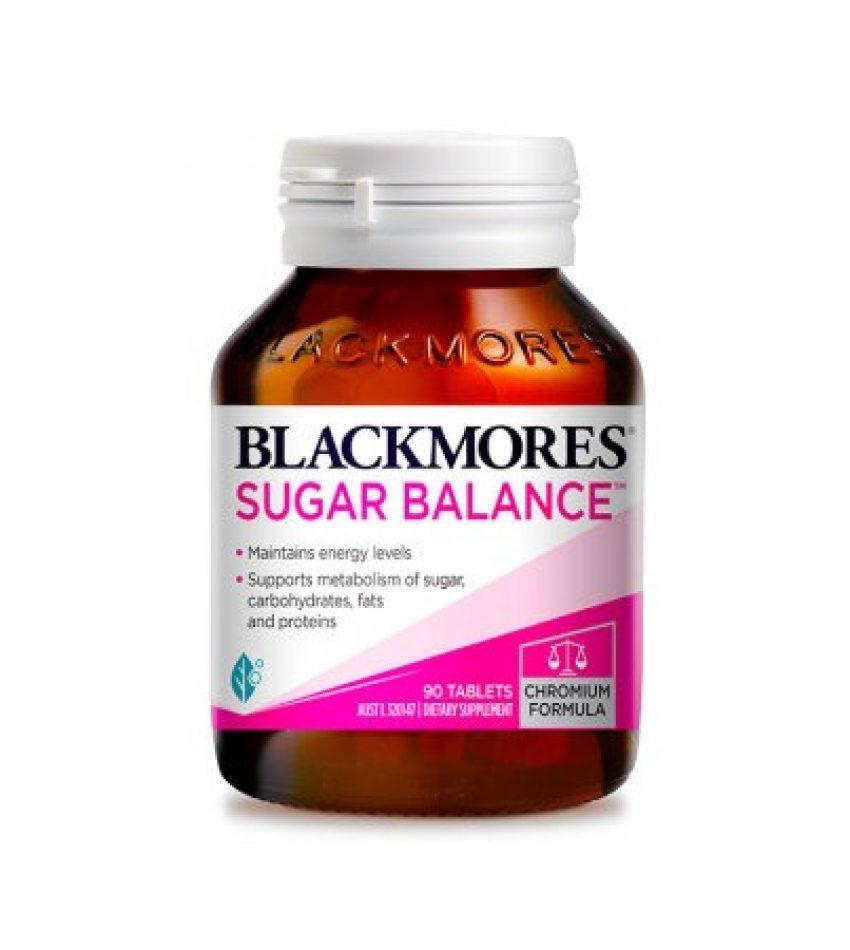 Blackmores澳佳宝 血糖平衡片 90片 Blackmores Sugar Balance 90Tab(23年初到期)