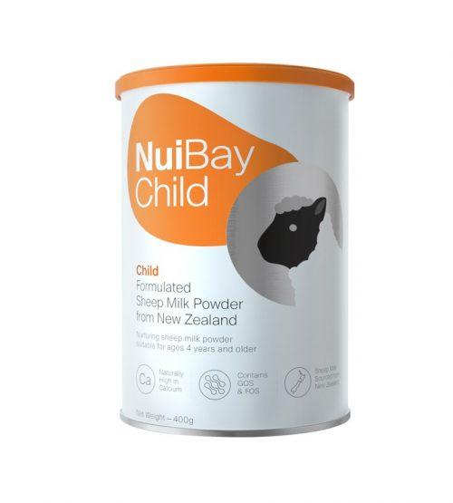 (包邮)NuiBay 纽益倍 儿童成长绵羊奶粉 400g(22年7月到期)1罐/2罐/买3送1 可选