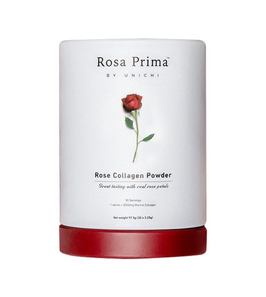 Unichi Rosa Prima 玫瑰胶原蛋白肽粉 30包(22年8月到期)
