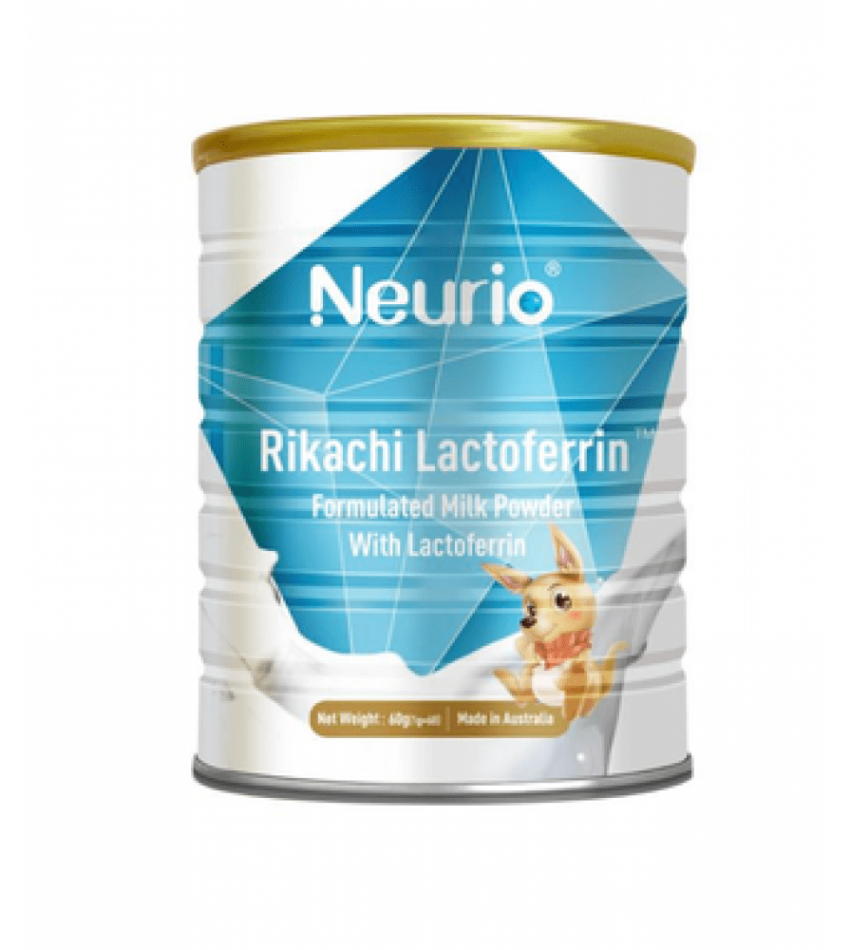 Neurio 纽瑞优婴幼儿乳铁蛋白粉 蓝钻版 增强营养抵抗力 1gx60袋 (2024年4月到期)