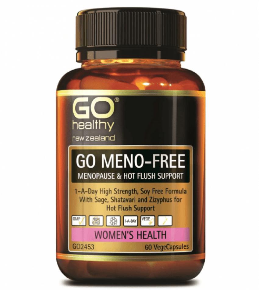Go Healthy Meno-Free 60c 高之源更年期缓解保养剂 60粒