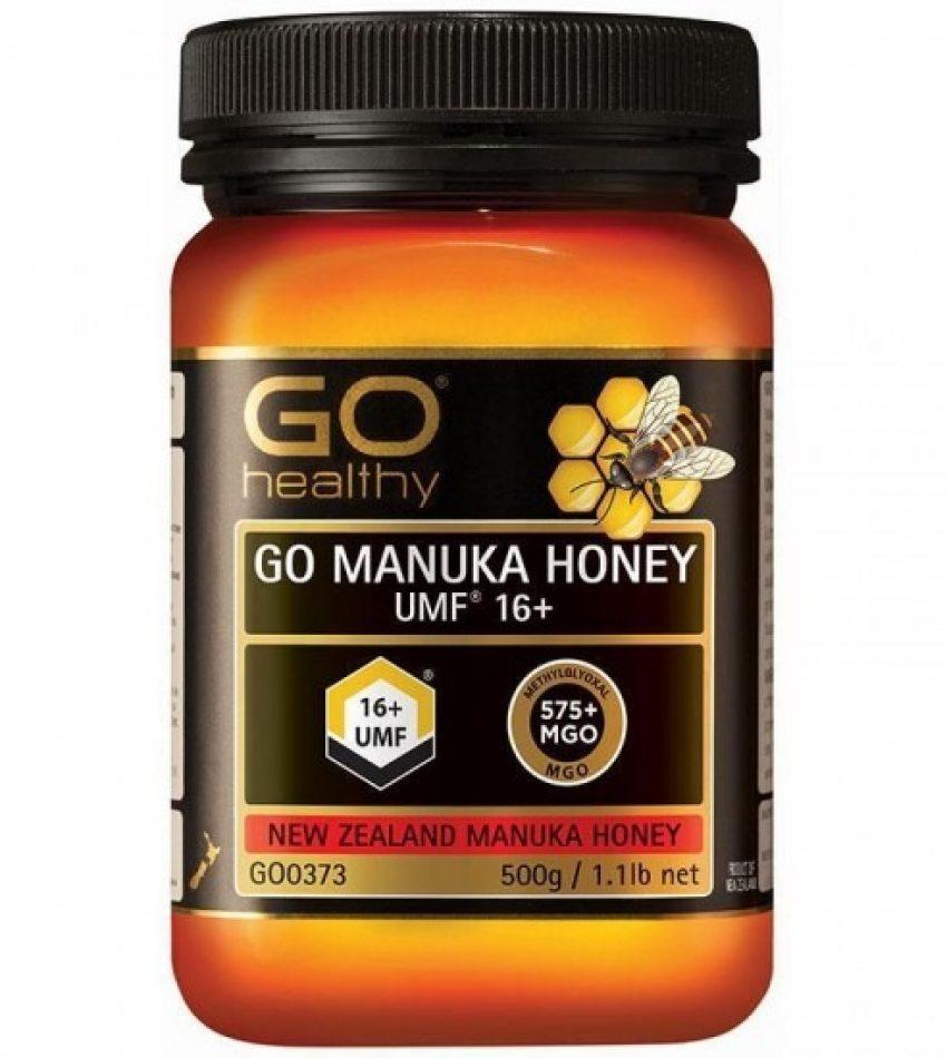 Go Healthy manuka honey UMF16+ (MGO575+) 500g 高之源麦卢卡蜂蜜 UMF16+ (MGO575+) 500g
