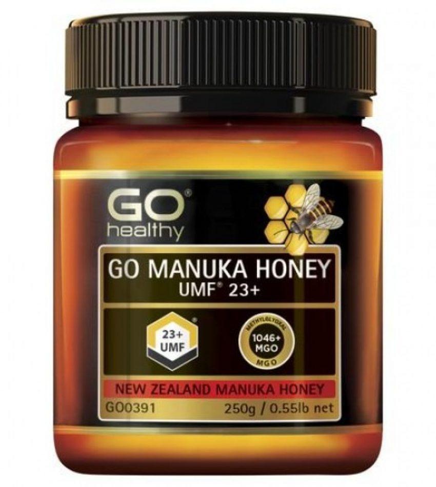 Go Healthy manuka honey UMF23+ (MGO1046+) 250g 高之源麦卢卡蜂蜜 UMF23+ (MGO1046+) 250g