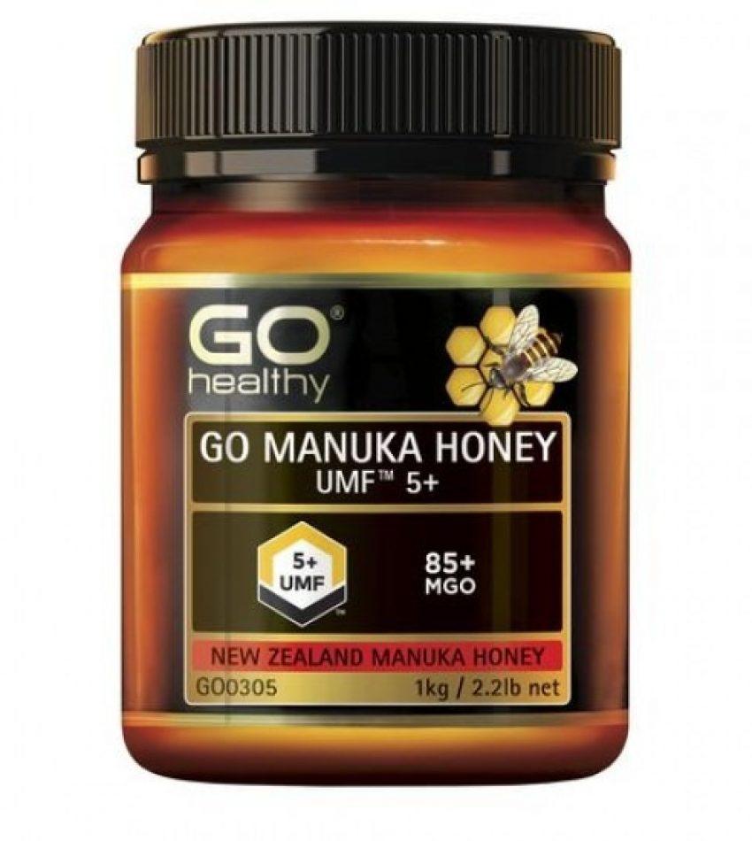 Go Healthy manuka honey UMF5+ (MGO83+) 1kg 高之源麦卢卡蜂蜜 UMF5+ (MGO83+) 1kg