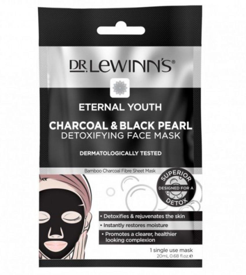 Dr Lewinn's 莱文医生 永恒青春炭黑色珍珠排毒面膜 1片