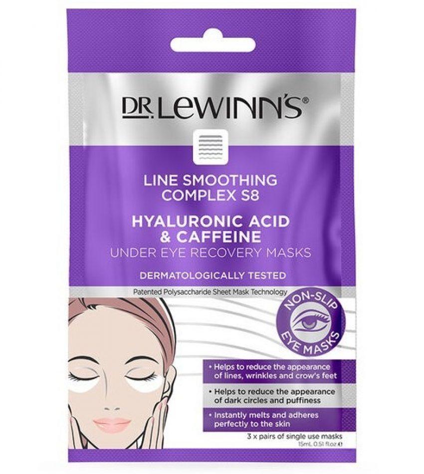 Dr Lewinn's  Eye Mask 3 pairs 莱文医生八胜肽玻尿酸紧致抗皱眼膜 3对装